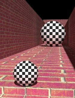 Sphere Size Illusion