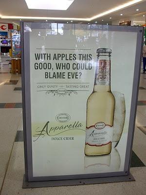 Apparella Apple Dolce Cider Billboard