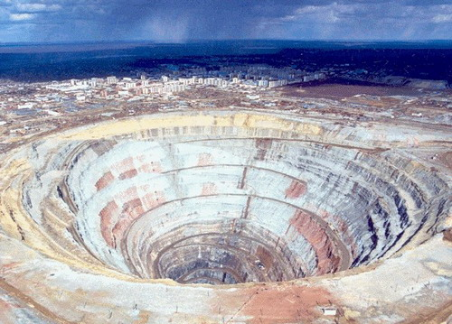 Picx11 A wallpapers Pics site: World's Largest diamond mine