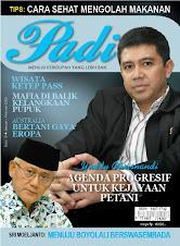Majalah Padi Edisi 18 2009