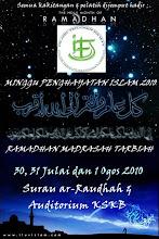 Minggu Penghayatan Islam (MPI) 2010