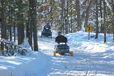 Snowmobiling, Wine-Tasting in Traverse City
