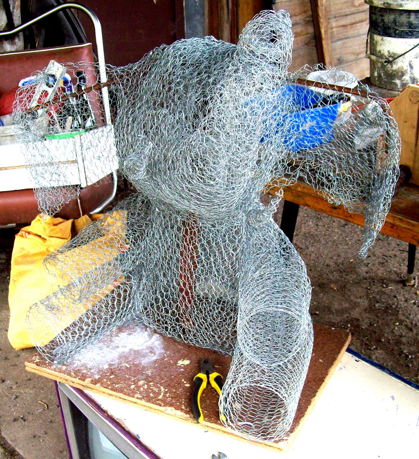 Art is for Everyone: Elephant Sculpture