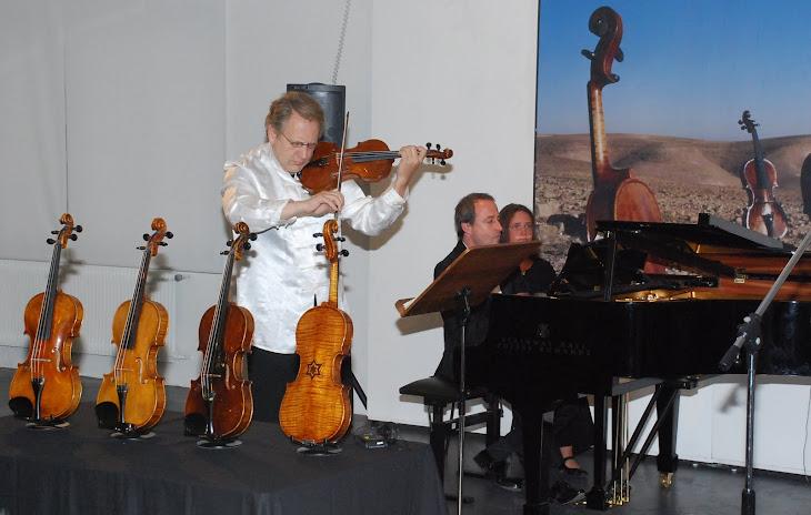 2010-08-18 - Les Violons de l'Espoir à Sion