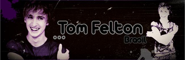 Tom Felton Brasil