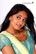Telugu actress Anuska