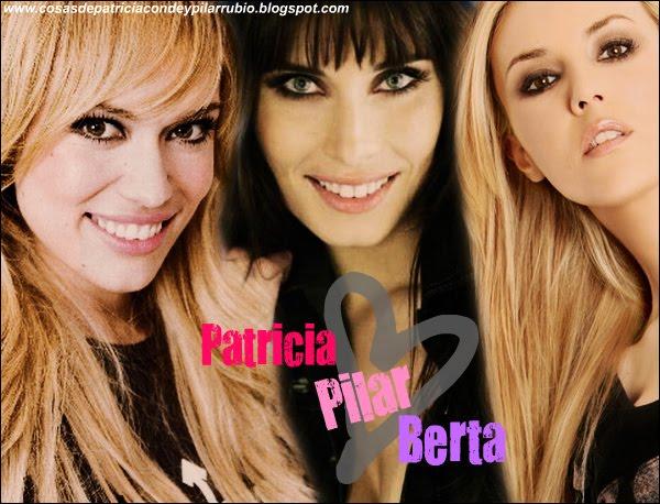 Cosas de Patricia, Pilar y Berta