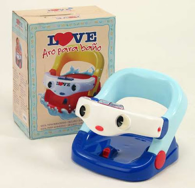 Aro de baño Love