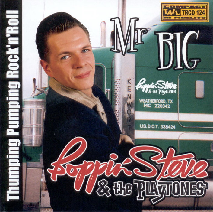 Boppin' Steve & The Playtones - Mr. Big