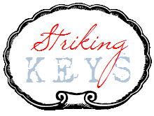 Striking Keys