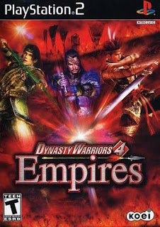 429P3jnptf Download Dynasty Warriors 4: Empires – PS2