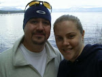 Dan and I on our Honeymoon in Lake Tahoe