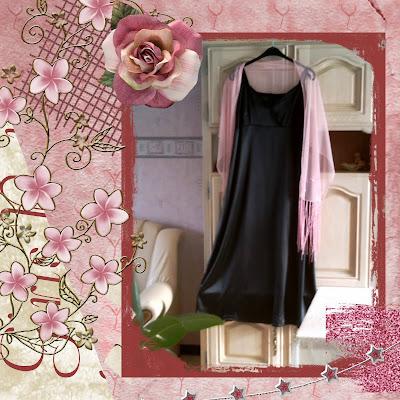 Jardin parfum couture une robe longue pour le concert for Si belle en ce miroir