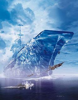 SF28 [HOT]Proyek Habbakuk: Kapal es[+PICT]