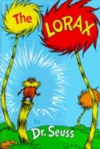 Dr. Seuss's Lorax