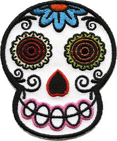 for the love of beauty: Sugar Skull Halloween Makeup