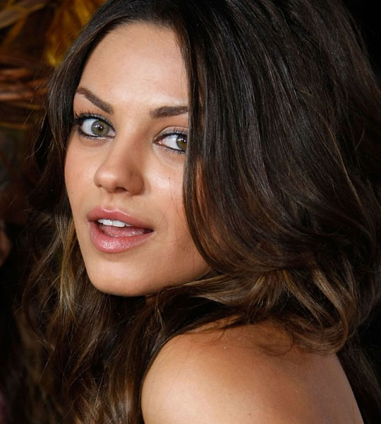 Mila kunis cute pictures