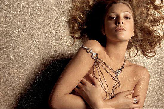 Drew Barrymore is indeed hot sweet Celesbian: