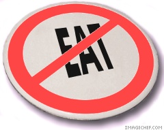 Don´t Eat