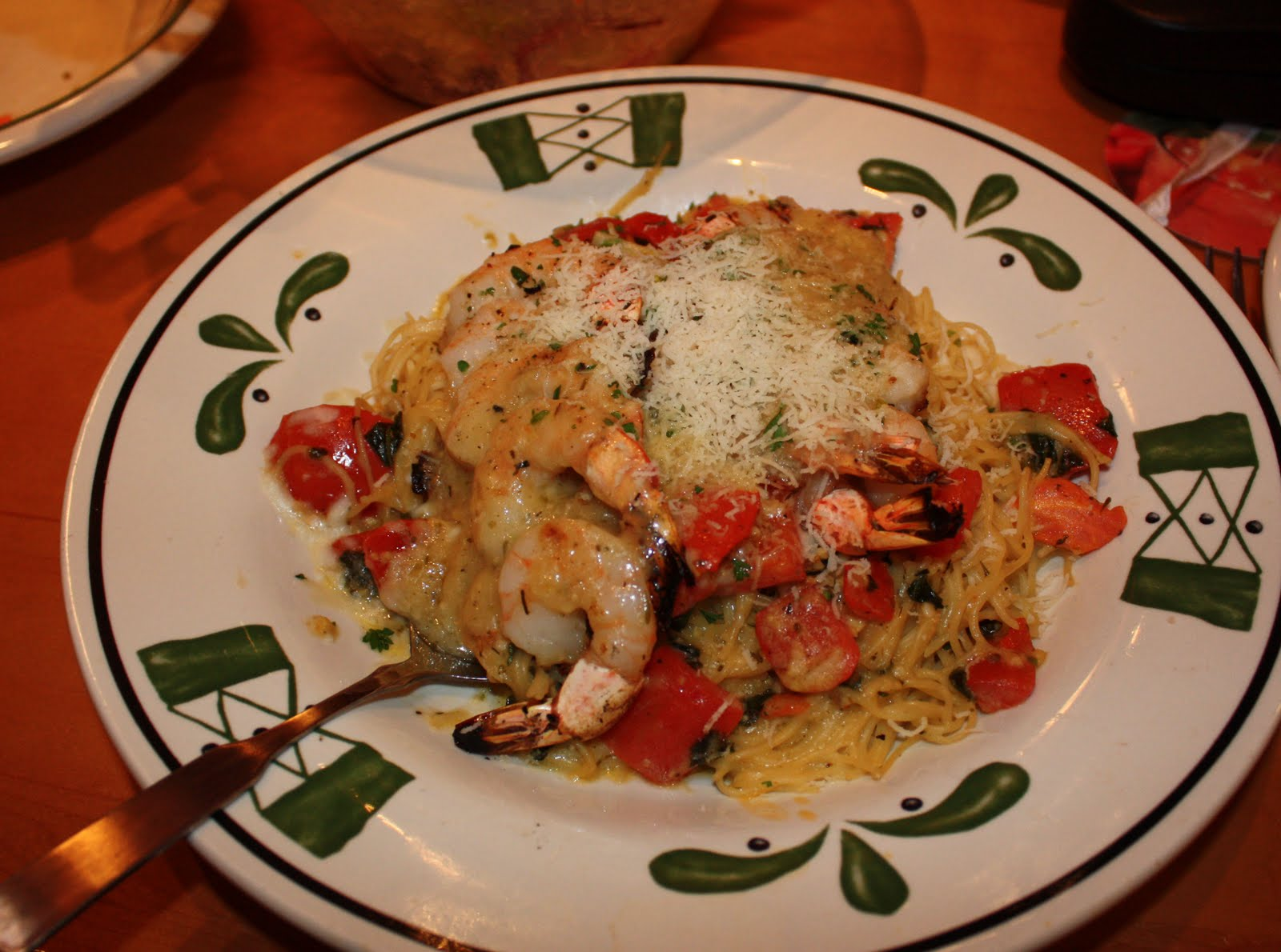 Eat Boise: Taste Test: New Dishes at the Olive Garden