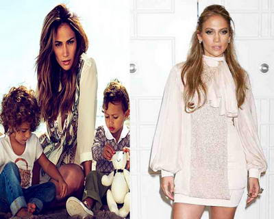 jennifer lopez twins now. Jennifer Lopez#39;s adorable