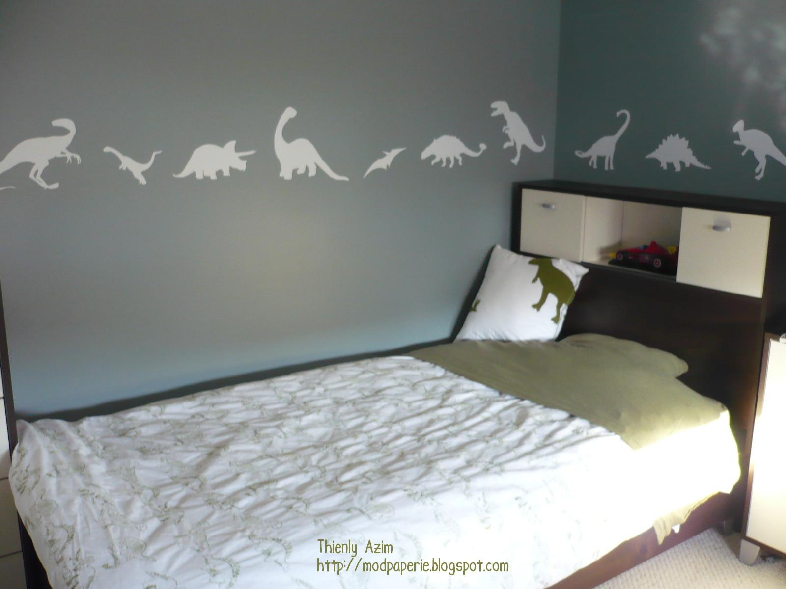 Mod Paperie My Son 39 S Dinosaur Room
