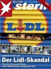 Hipermercados LIDL espiam funcionários