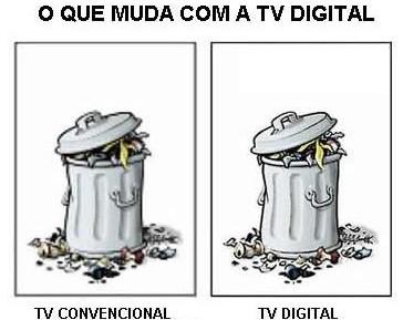 Tv digital vem aí ....