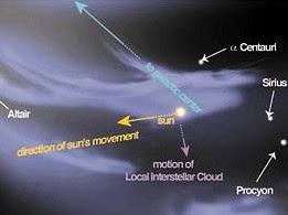 nuvem cosmica