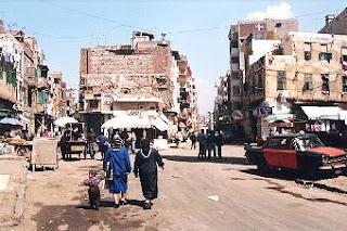 Alexandria backstreets