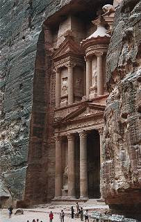 The Khazneh, Petra