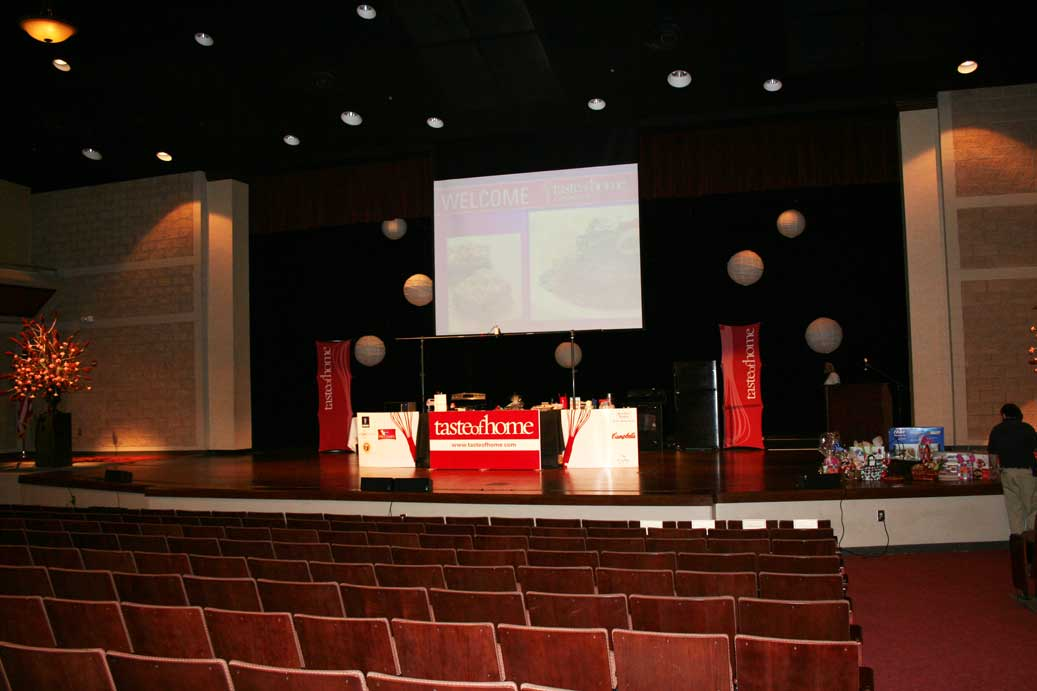 Back Gallery For Talent Show Stage Decoration Ideas
