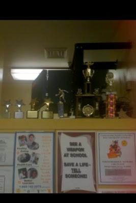 we can haz Awards Display Case mebbe?