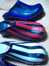 clogs with the colors of your team  milan-inter-juventus