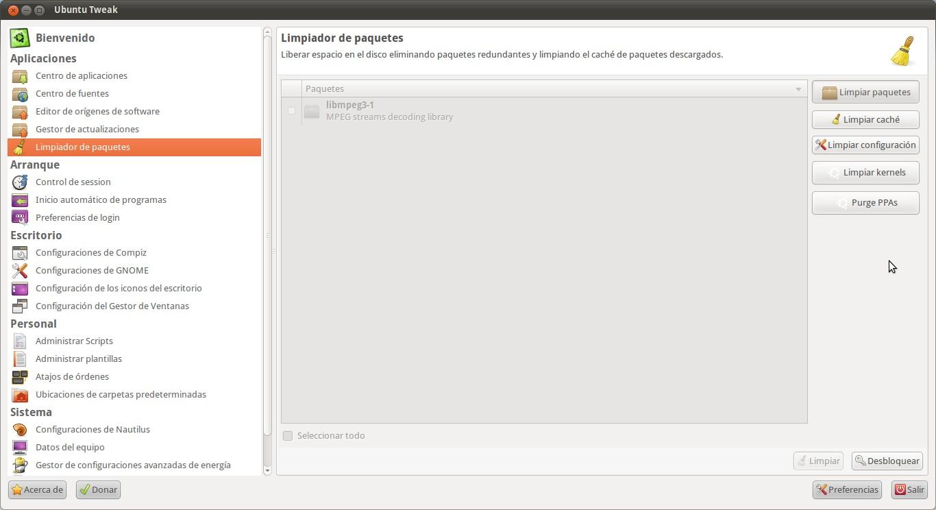 Cómo recuperar espacio en disco en Linux