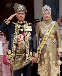 DYMM SPB Yang Di Pertuan Agong &amp; DYMM Raja Permaisuri Agong