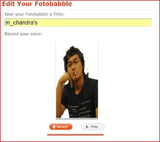 FotoBoble | Aplikasi Online Untuk Membuat Foto anda Berbicara