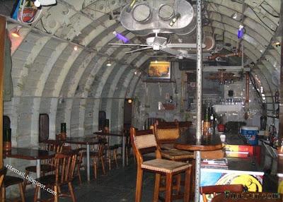 plane restaurant 5 Restaurant in Plane