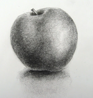 Starting Point How To Draw An Apple
