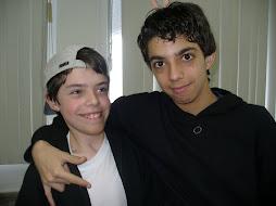 Lucas e Junior