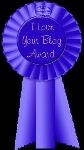My Award....from Marci