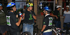 Team of GGI's during Critical Mass
