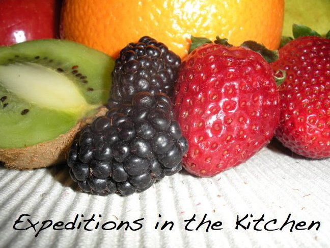 Expeditions in the Kitchen