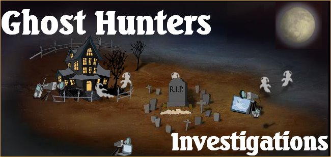 Ghost Hunters Investigations