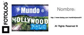 Fotolog Oficial Mundo Hollywood