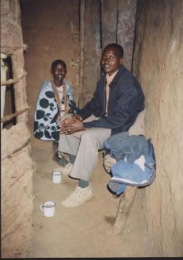 KENYA  Maasi Village - Kosika