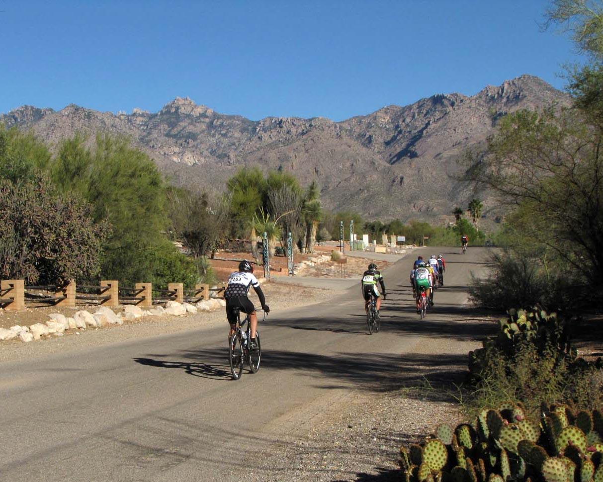 Tour De Tucson Route