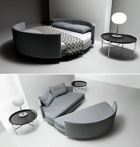richard lima arte arquitetura a cama sof do designer guido rosati. Black Bedroom Furniture Sets. Home Design Ideas