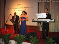 Jazz Band / Event Band performing LIVE at Lafarge long service awards presentation ceremony