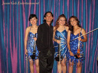 Violin Performers